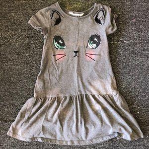 Girls Kitty Dress